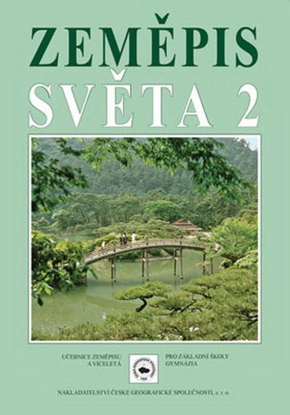 Zeměpis světa 2 - učebnice pro 7.r. ZŠ