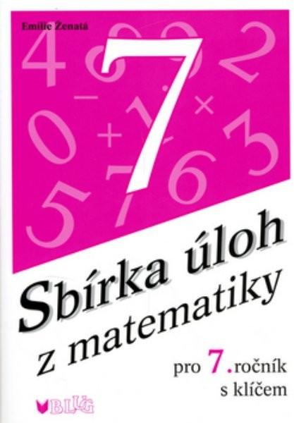 Sbírka úloh z matematiky pro 7.ročník s klíčem