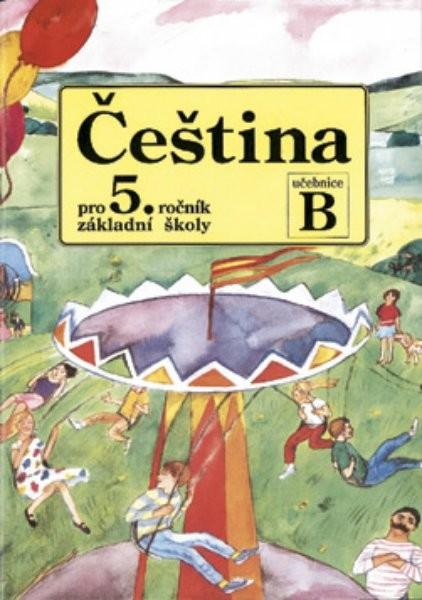 Čeština pro 5. ročník ZŠ - učebnice B
