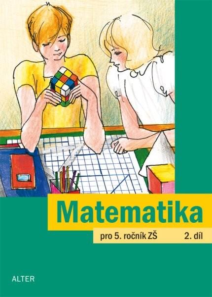 Matematika 5.ročník 2.díl (učebnice)