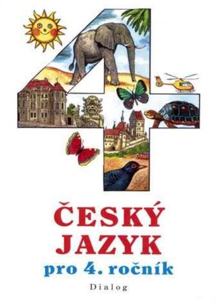 Český jazyk pro 4.ročník - učebnice