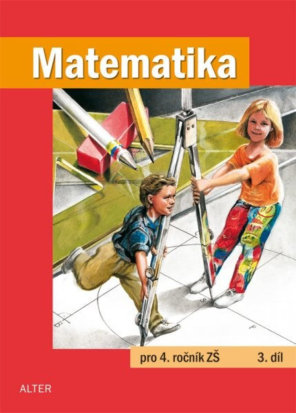 Matematika 4.ročník 3. díl (učebnice)