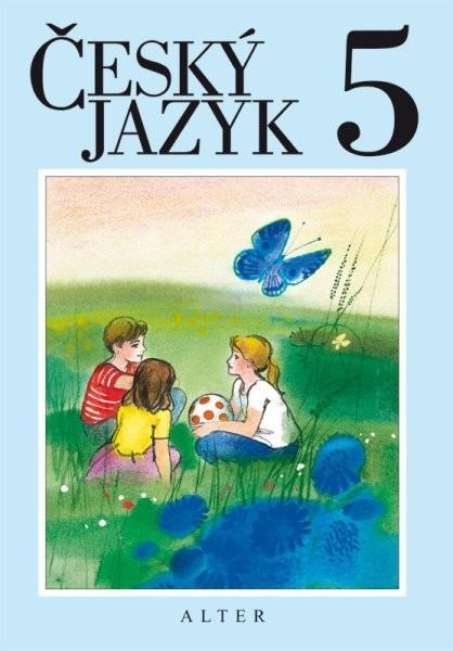 Český jazyk 5.r. (brožovaný)