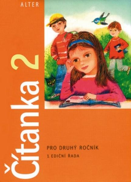 Čítanka 2.r. ZŠ - 1.ediční řada (brožovaná)