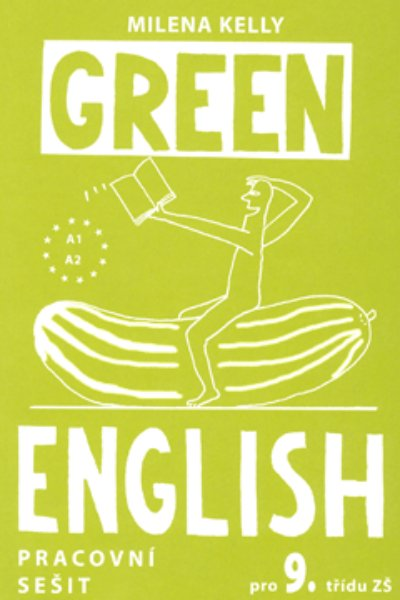 Green English 9.r. - pracovní sešita + audio CD