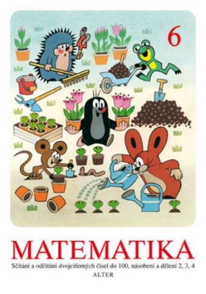 Matematika 2.ročník 6.díl