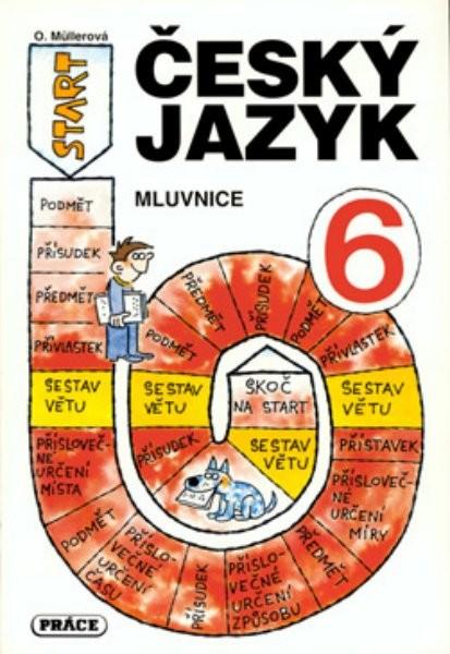 Český jazyk 6.r. - Mluvnice