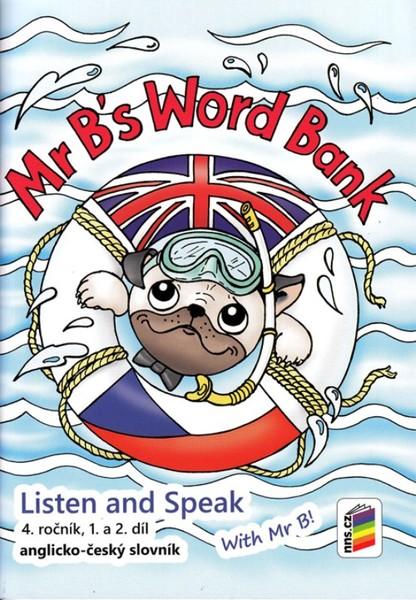Listen and Speak 4.r. - anglicko-český slovník