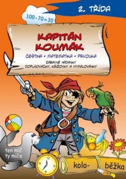 Kapitán Koumák 2.třída (čeština, matematika, prvouka)