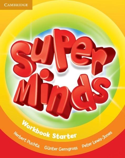 Super Minds Starter Workbook (pracovní sešit)