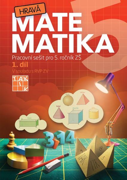 Hravá matematika 5.r. 1.díl (pracovní sešit)