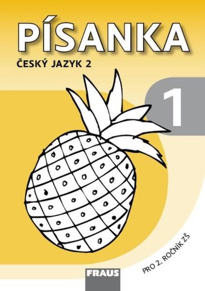 Český jazyk 2.r. Písanka 1