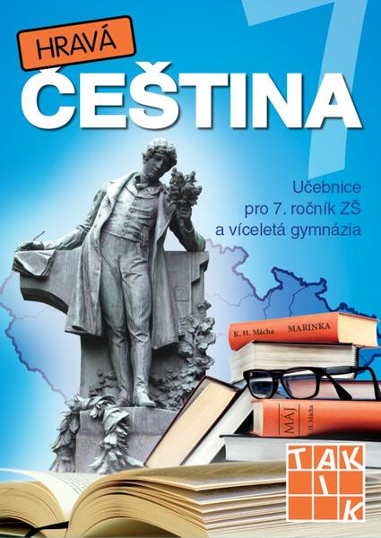 Hravá čeština 7 - Učebnice pro 7.r. ZŠ