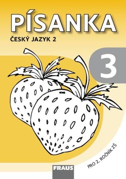 Český jazyk 2.r. Písanka 3