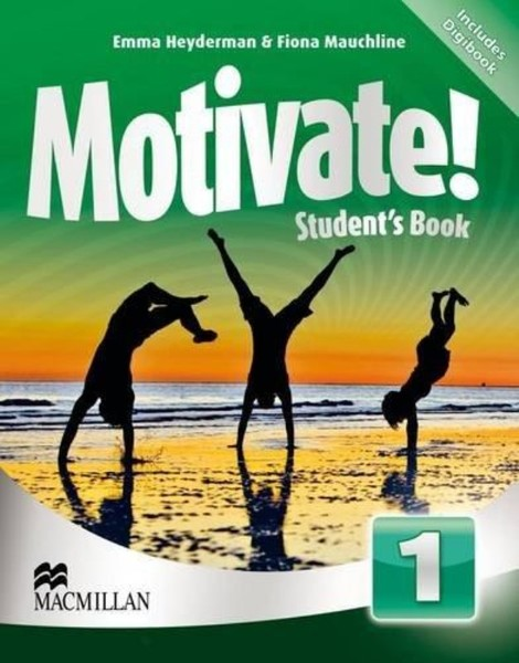 Motivate 1 Pack - Students Book + Workbook Czech