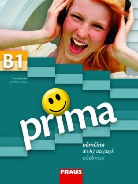 Prima 5.díl - učebnice (B1)