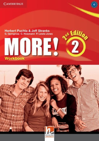 More! 2 Workbook (2nd Edition)
