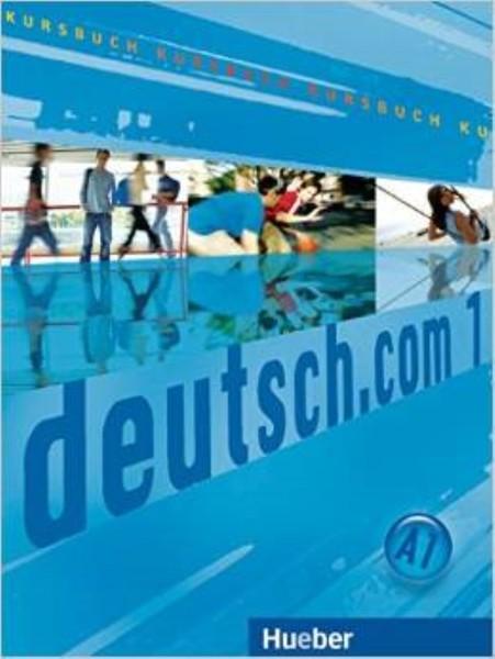 deutsch.com 1 - Kursbuch (učebnice)