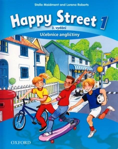 Happy Street 1 Third edition - Učebnice angličtiny