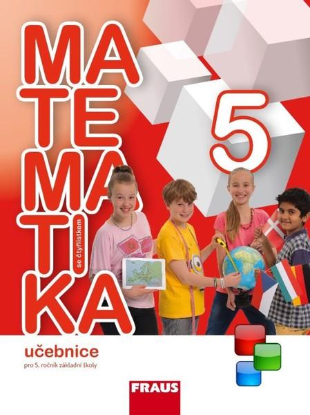 Matematika se Čtyřlístkem 5 - učebnice pro 5.ročník ZŠ