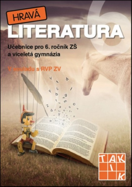 Hravá literatura 6 - Učebnice