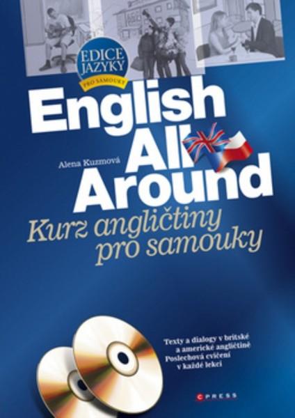 English All Around - Kurz angličtiny pro školy a samouky + audio CD