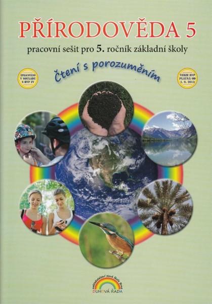 Přírodověda 5.r. - pracovní sešit (Čtení s porozuměním)