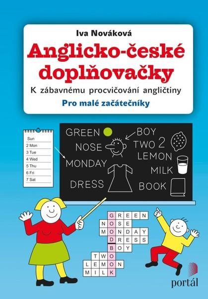 Anglicko-české doplňovačky Pro malé začátečníky