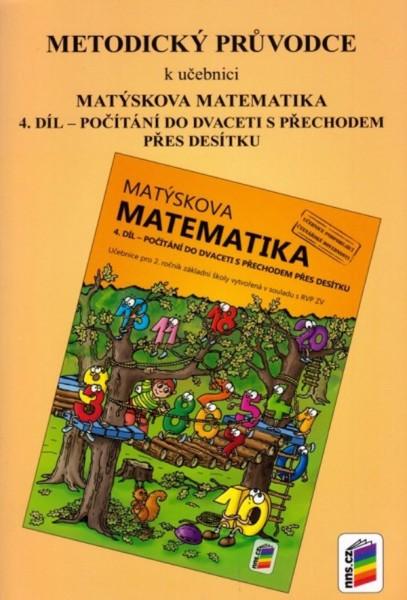 Matýskova matematika 2.r. 4.díl - Metodický průvodce