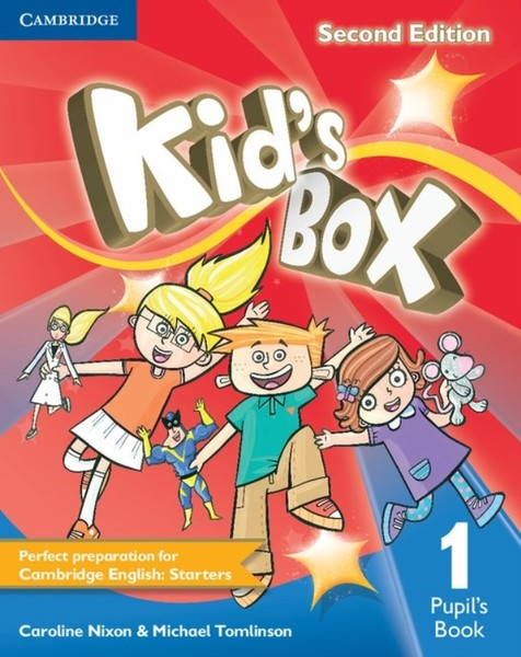 Kid's Box Level 1 Pupil's Book (učebnice)