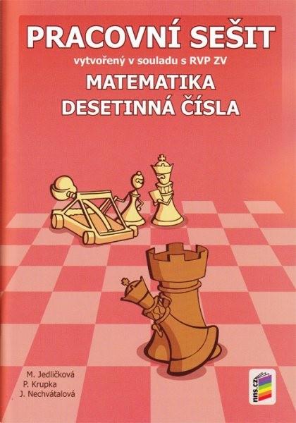 Matematika 6.r. - Desetinná čísla (pracovní sešit)