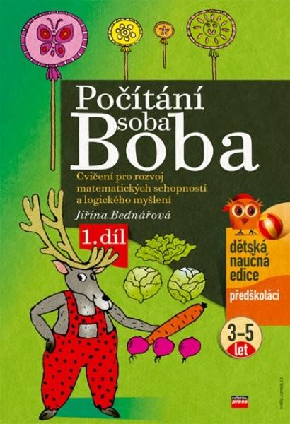 Počítání soba Boba 1.díl (pro děti od 3 do 5 let)