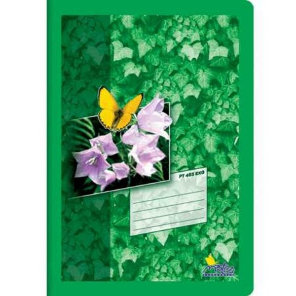Sešit 465 - A4, 60 listů, čtverečkovaný