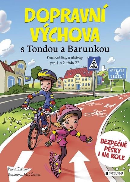 Dopravní výchova s Tondou a Barunkou pro 1. a 2.třídu ZŠ