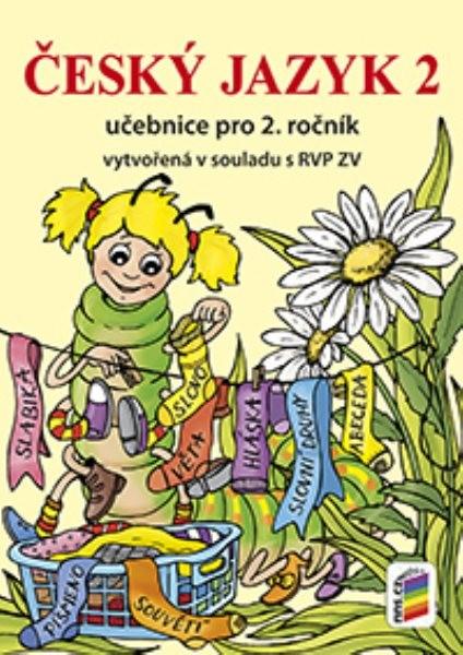 Český jazyk 2.r. - učebnice (nová řada v souladu s RVP ZV)