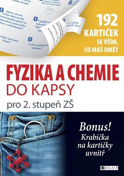 Fyzika a chemie do kapsy pro 2. stupeň ZŠ