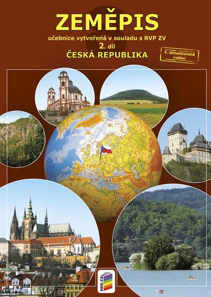 Zeměpis 8.r. 2. díl - Česká republika
