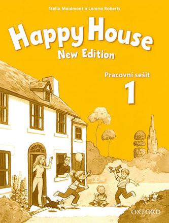 Happy House New Edition 1 Pracovní sešit