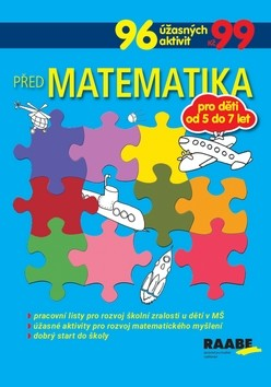 Předmatematika pro děti od 5 do 7 let