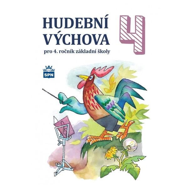 Hudební výchova 4.r. ZŠ - učebnice (3.vydání)