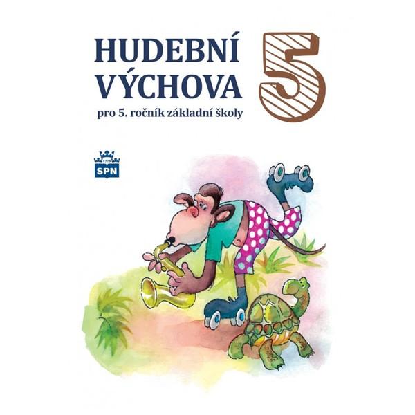 Hudební výchova 5.r. ZŠ - učebnice