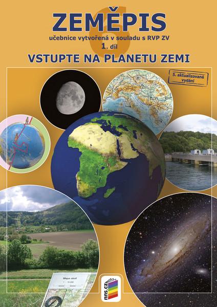 Zeměpis 6.r. 1.díl - Vstupte na planetu Zemi