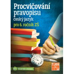 Procvičování pravopisu pro 6.ročník ZŠ