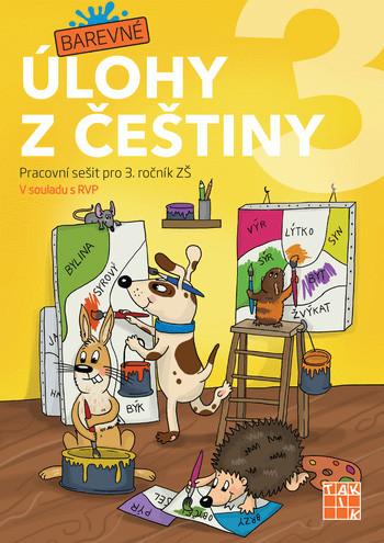 Barevné úlohy z češtiny 3