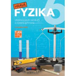 Hravá fyzika 6 - Učebnice (nová řada)