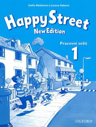 Happy Street New Edition 1 Pracovní sešit
