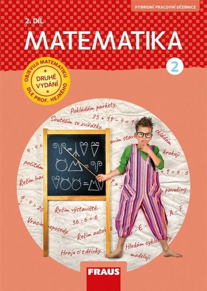 Matematika 2. r. ZŠ 2. díl (nová generace)