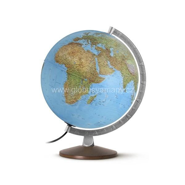 Globus Cobalto - světelný (30 cm)
