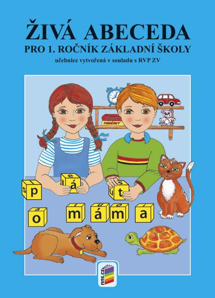 Živá abeceda pro 1.ročník ZŠ (nová řada dle RVP ZV)