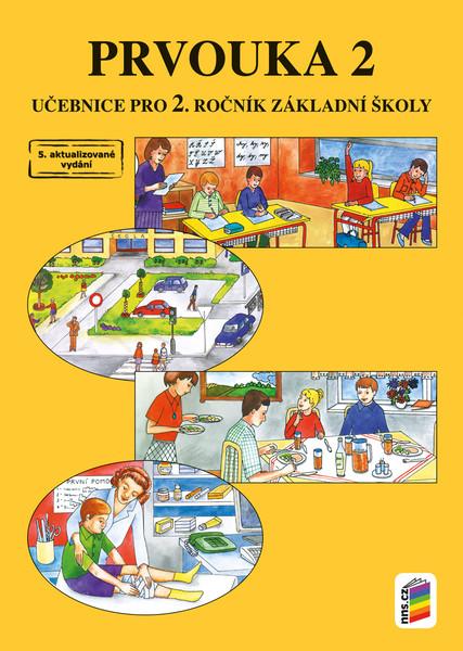 Prvouka 2.ročník - učebnice